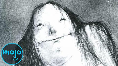 Top 10 Scariest Scary Stories to Tell in the Dark