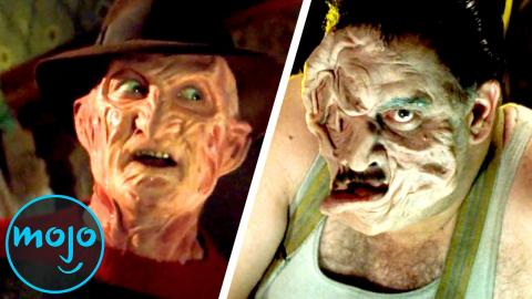 Top 10 Scariest Nightmare on Elm Street Scenes Ever