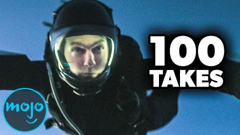 Top 10 Secrets About How Mission Impossible Stunts Were Filmed