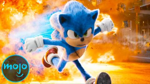 Top 10 Sonic The Hedgehog Movie Moments Watchmojo Com