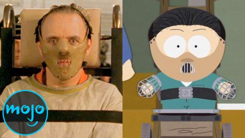 Top 10 South Park Movie Parodies