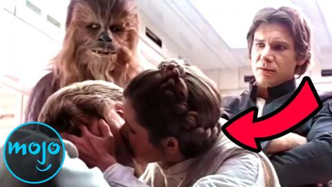 Top10 Star Wars Details That Were Clearly Not Planned