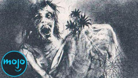 Top 10 Stories We Want to See in a Scary Stories to Tell in the Dark Movie
