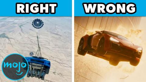Top 10 Things Fast & Furious Gets Scientifically Right and Wrong