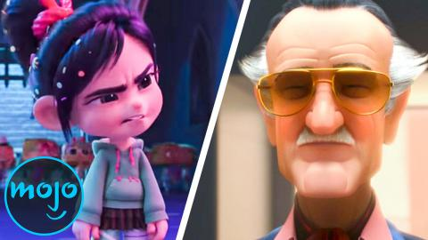 Top10 Things You Missed In Wreck It Ralph 2