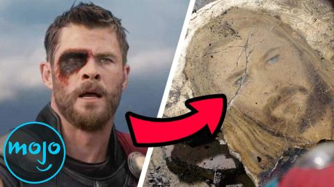 Top 10 Things In the MCU You Missed The First Time