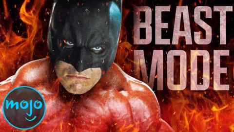 Top 10 Times Batman Went Beast Mode