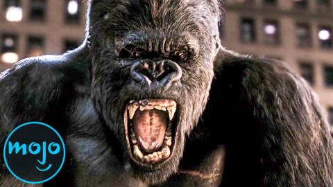 Top 10 Times King Kong Went Beast Mode