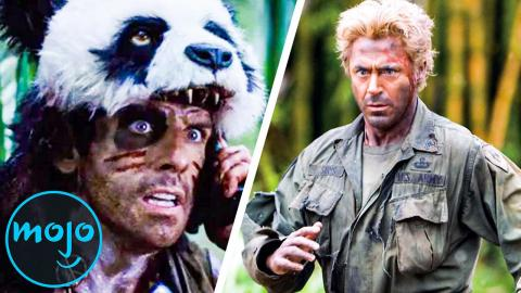 Top 10 Tropic Thunder Jokes That Wouldn't Work Today