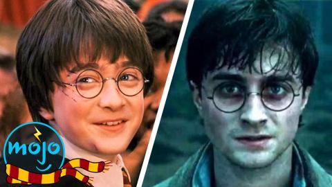 Top 10 Movies in the Harry Potter Franchise