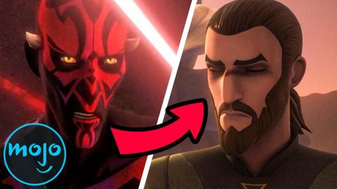 Top 10 Worst Things Darth Maul Has Done