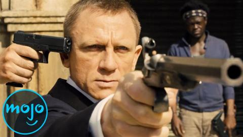 Top 10 Worst Things James Bond Has Done