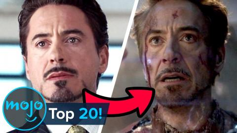 Top 20 MCU Moments That Broke the Internet