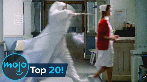 Top 20 Most Re-Watched Horror Movie Scenes of All Time