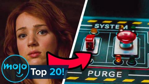 Top 20 Smartest Decisions in Horror Movies
