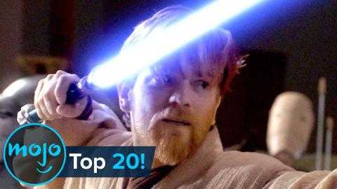 Top 20 Star Wars Lightsaber Battles in Movies and TV