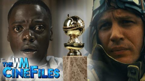 The Golden Globe Awards - Who Will Win, Lose and Get SNUBBED?! – The CineFiles Ep. 53