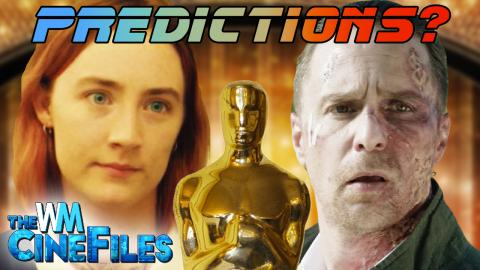 OSCARS 2018 Predictions: Who Will Win, Lose and Get Snubbed? – The CineFiles Ep. 61