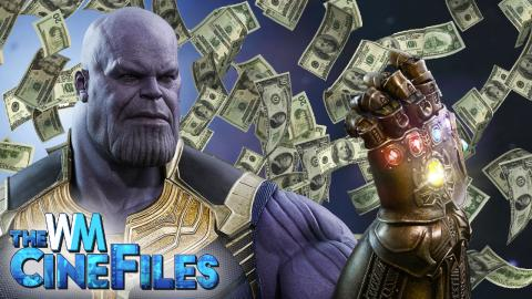 Avengers: Infinity War to Become HIGHEST Grossing Premiere of All Time – The CineFiles Ep. 69