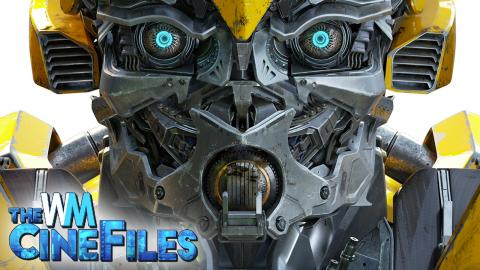 Will New BUMBLEBEE Movie Totally Change the Transformers Franchise? – The CineFiles Ep. 75