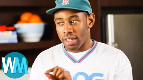 Top 10 Funniest Tyler The Creator Moments