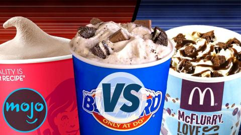 Which Is The Best Fast Food Ice Cream Ever?