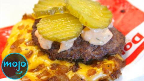 Another Top 10 Insane Secret Menu Items