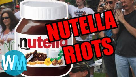 Top 10 Dumbest Reasons People Have Rioted
