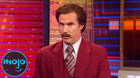Top 10 Hilarious Ron Burgundy Appearances