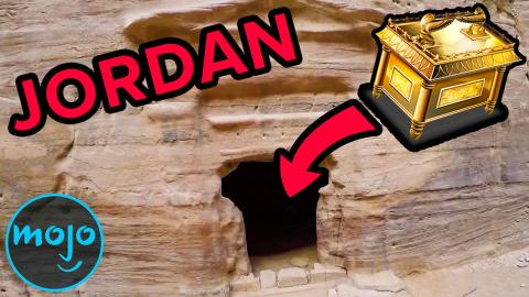 Top 10 Likeliest Locations of the REAL Ark of the Covenant