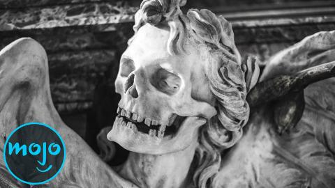 Top 10 Creepiest Haunted Graveyards In The World