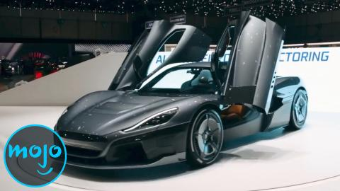 Supercars Under 100K >> Top 10 New Supercars of 2018-2019 | WatchMojo.com