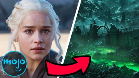 Top 10 Game of Thrones Locations You've Never Seen Before