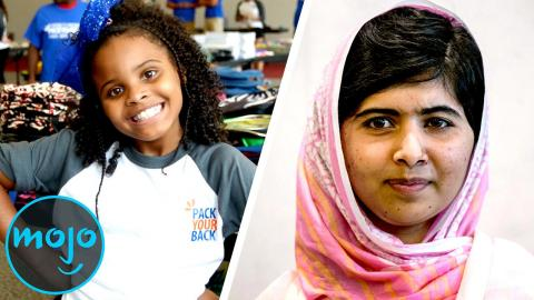 Top 10 Youngest and Most Influential Activists