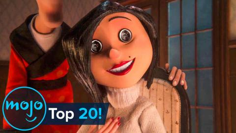Top 20 Creepiest Characters of All Time