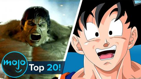 Top 20 Strongest Characters of All Time