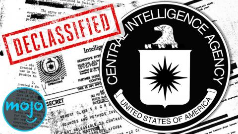 Top 5 CIA Secrets That Were Declassified