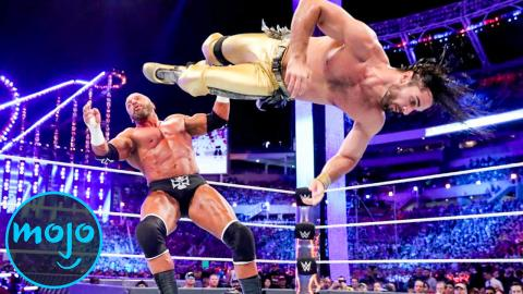 Top 10 Seth Rollins WWE Matches