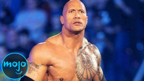 The Rock's Top 10 Greatest Matches of All Time