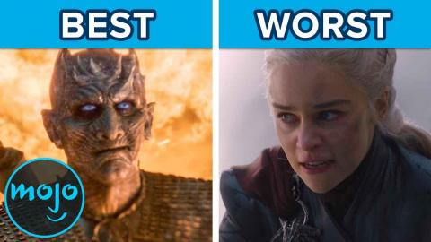 Best And Worst Moments From The Final Season of Game of Thrones