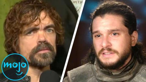 Game of Thrones Cast Reacts to Series Finale