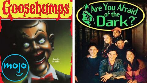 Goosebumps VS Are You Afraid of the Dark