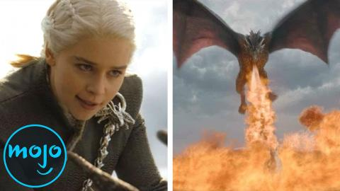 Top 10 Badass Daenerys Targaryen Moments