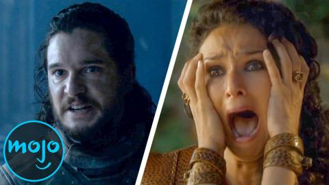 Top 10 Biggest Game of Thrones Twists