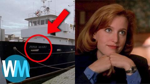 Top 10 Brilliant X-Files Secrets & Easter Eggs