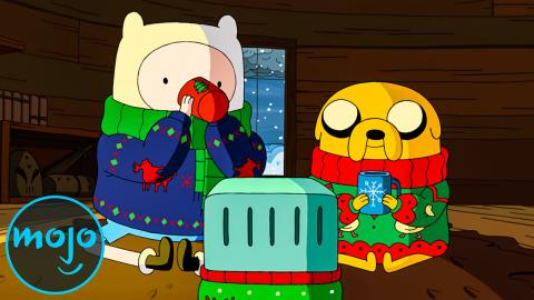 Top 10 Cartoon Network Christmas Specials