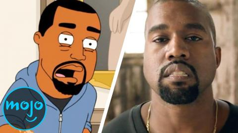 Top 10 Times Family Guy Made Fun of Celebs
