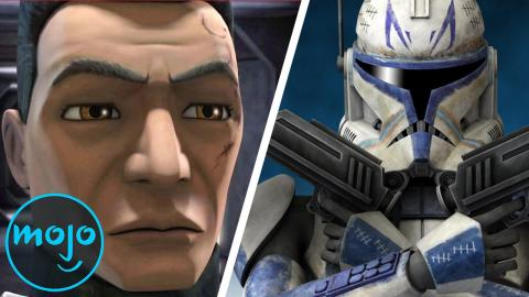 Top 10 Clone Troopers in Star Wars: The Clone Wars