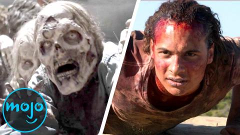 Top 10 Craziest Things Fear the Walking Dead Characters Survived