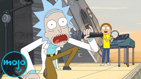 Top 10 Funniest Rick and Morty Moments